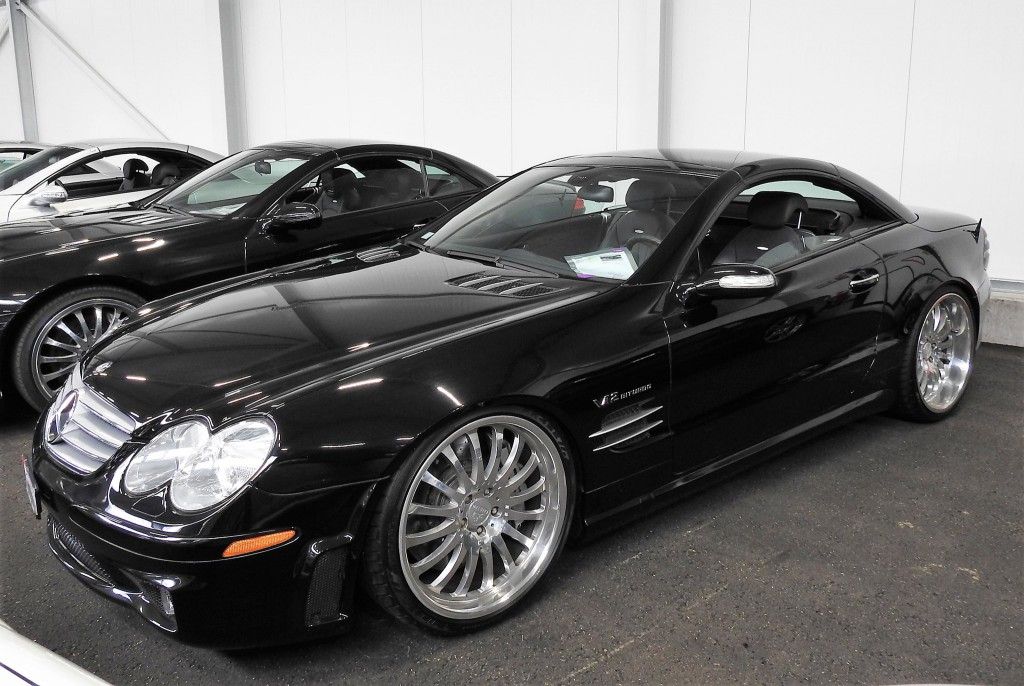 mercedes benz sl 65 amg occasion benzin 33 39 613 km chf 79 39 800. Black Bedroom Furniture Sets. Home Design Ideas