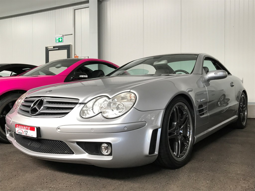 mercedes benz sl 65 amg occasion benzin 15 39 300 km chf 99 39 800. Black Bedroom Furniture Sets. Home Design Ideas