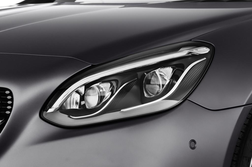 Mercedes Benz Farben Slc Amg