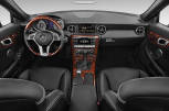MERCEDES-BENZ SL CLASSK SLK 350 BlueEFFICIENCY -  Armaturenbrett (US-Modell abgebildet)