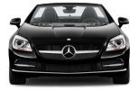 MERCEDES-BENZ SL CLASSK SLK 350 BlueEFFICIENCY -  Front (US-Modell abgebildet)