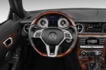 MERCEDES-BENZ SL CLASSK SLK 350 BlueEFFICIENCY -  Lenkrad (US-Modell abgebildet)