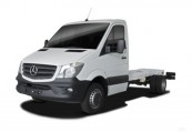 MERCEDES-BENZ Sprinter  Front + links