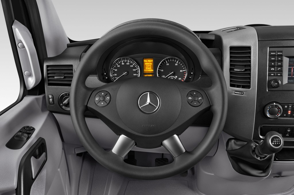 Mercedes Benz Sprinter Graphite Grey