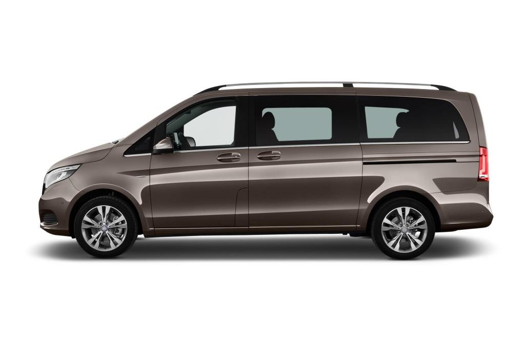 Mercedes benz v 250 kompaktvan minivan neuwagen suchen for Minivan mercedes benz