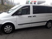 MERCEDES-BENZ Vito 113 CDI Blue Efficiency L