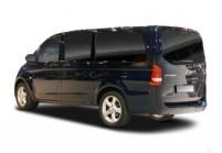 MERCEDES-BENZ VITO Minibus Anteriore + sinistra, Combi, Blu