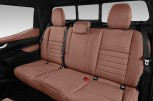 MERCEDES-BENZ X CLASS Power -  Rücksitze