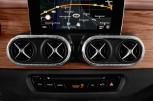 MERCEDES-BENZ X CLASS Power -  Lufteinlass