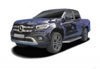 MERCEDES-BENZ X 350 Pick-up cabine double Avant + gauche