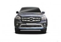 MERCEDES-BENZ X 350 Pick-Up Doppelkabine Front + links
