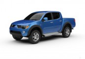 MITSUBISHI L 200  Front + links