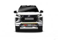 MITSUBISHI L 200 Pick-Up Doppelkabine Front + links