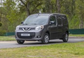NISSAN   Front + links