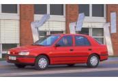 NISSAN   Avant + gauche, Hatchback