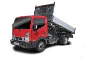 NISSAN CABSTAR  Front + links