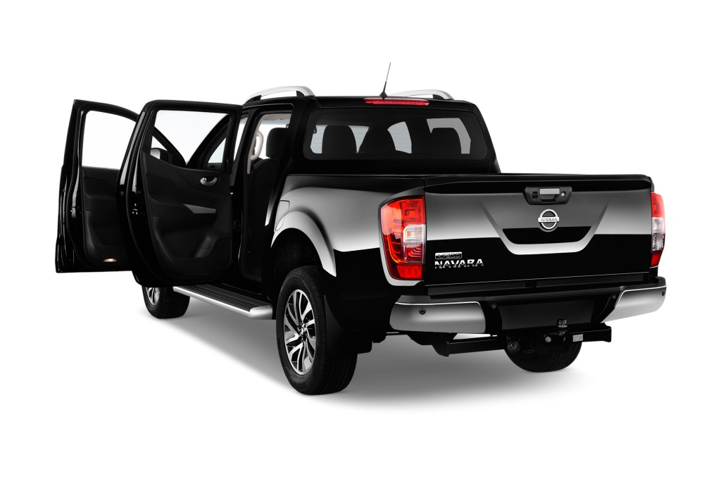 nissan navara pick up cabine double voiture neuve. Black Bedroom Furniture Sets. Home Design Ideas