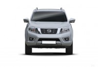 NISSAN NAVARA Pick-Up Doppelkabine Front + links