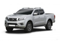 NISSAN NAVARA Pick-Up Front + links