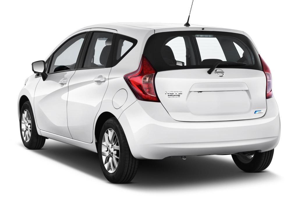 nissan note kompaktvan minivan neuwagen suchen kaufen