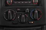 NISSAN NV200 Comfort -  Lüftungs- und Temperatursteuerung