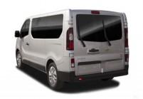 NISSAN NV300 Minibus Anteriore + sinistra