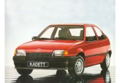 OPEL   Front + links, Hatchback, Rot