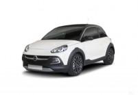 OPEL ADAM Categoria mini Anteriore + sinistra, Hatchback, Bianco