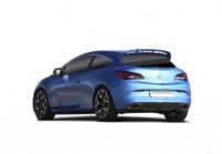 OPEL ASTRA Coupé Front + links