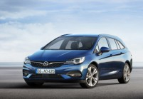 OPEL ASTRA Limousine Front + links