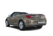 OPEL CASCADA Cabriolet Front + links, Convertible, Gold