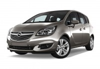 OPEL MERIVA Compactvan / Minivan Vista laterale-frontale