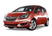OPEL MERIVA Kompaktvan / Minivan Schrägansicht Front