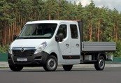 OPEL MOVANO  Front + links