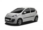 PEUGEOT   Front + links, Hatchback