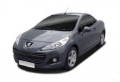 PEUGEOT   Front + links, Convertible