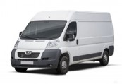 PEUGEOT BOXER  Front + links