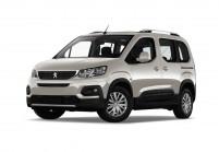 PEUGEOT RIFTER Kompaktvan / Minivan Schrägansicht Front
