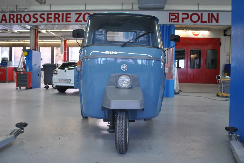 PIAGGIO APE P501 (Pick-up)