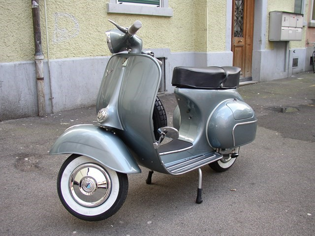 piaggio vnt1 oldtimer 1 39 500 km chf 15 39 000. Black Bedroom Furniture Sets. Home Design Ideas