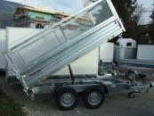 PONGRATZ 3-SKS 3100/17 3'500kg mit Gitteraufsatz