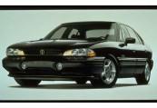 PONTIAC   Front + links, Sedan