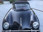 PORSCHE 356 A Cabriolet 1600 S