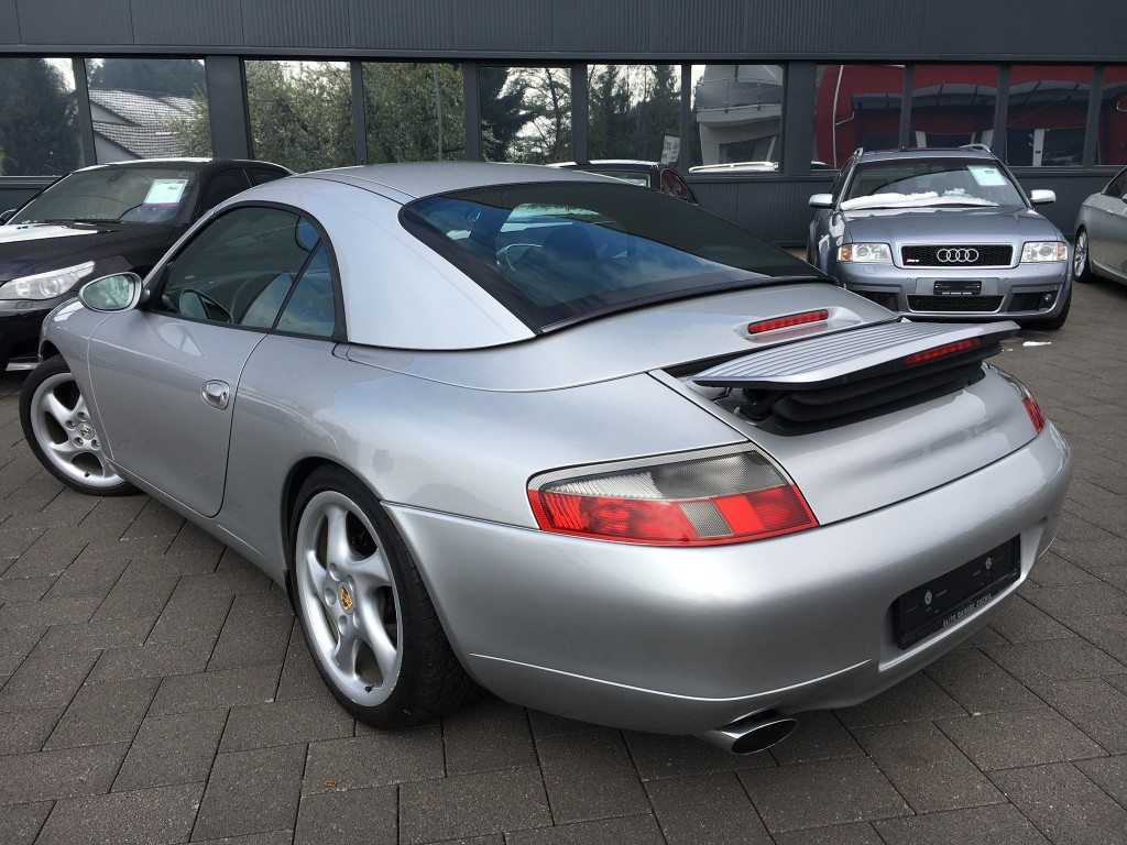 Porsche 911 carrera occasion essence 89 39 500 km chf 26 for Garage occasion 89
