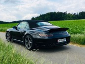 PORSCHE 911 Cabrio Turbo Tiptronic