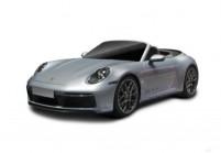 PORSCHE 911 Cabriolet Front + links