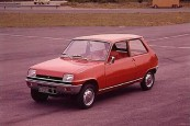 RENAULT   Front + links, Hatchback, Rot