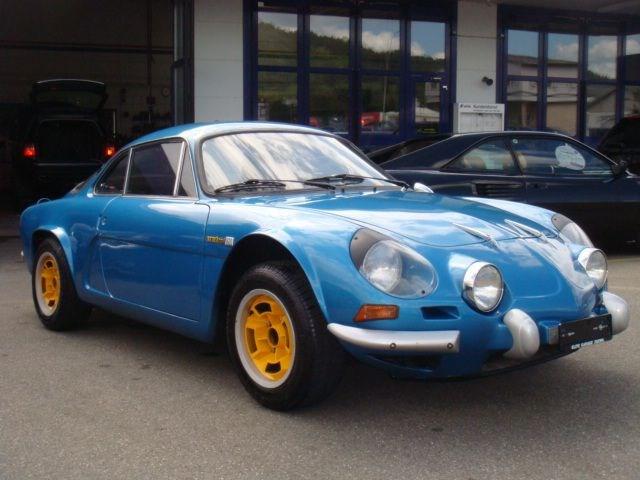 RENAULT Alpine A110 1600 SC 5024607