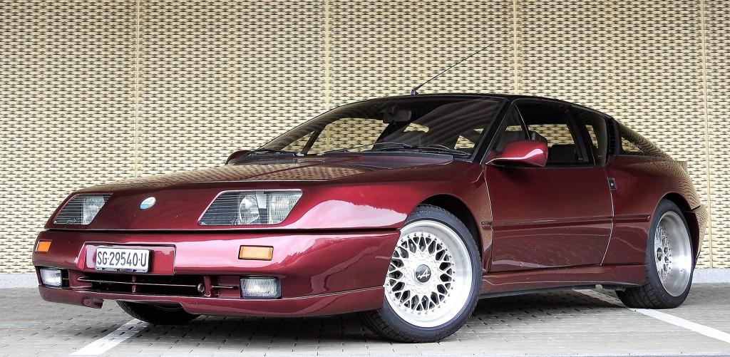 renault alpine v6 turbo le mans occasion benzin 148 39 000 km chf 49 39 800. Black Bedroom Furniture Sets. Home Design Ideas