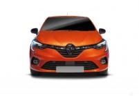RENAULT CLIO Kleinwagen Front + links